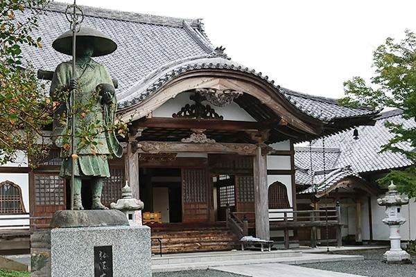 高蔵寺の歴史と縁起